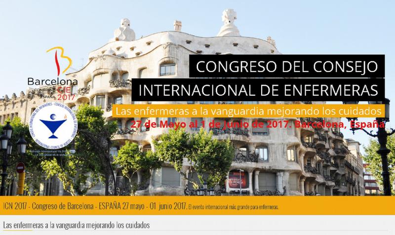 congreso barcelona enfermería
